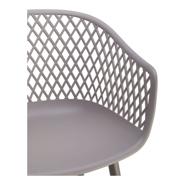 Plazza Grey Chair