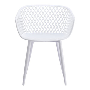 Plazza White Chair