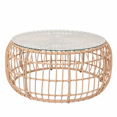 Milos Outdoor Coffee Table