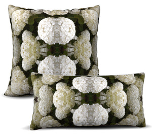 Hortensias Pillow Cover