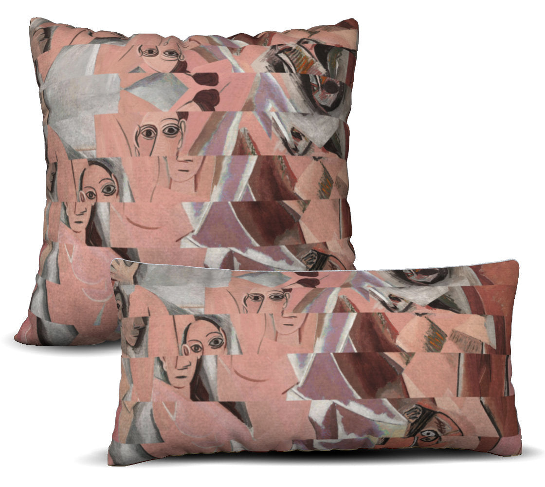 Demoiselles Pillow Cover