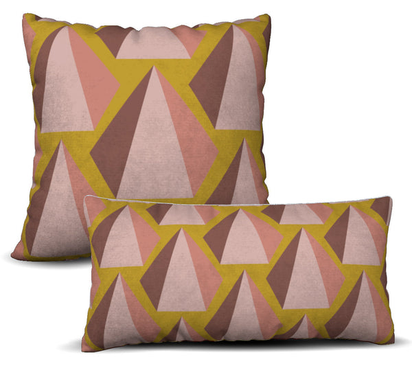Uxmal - Sol Pillow Cover
