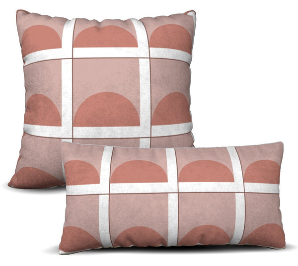 Testa - Rosado Pillow Cover