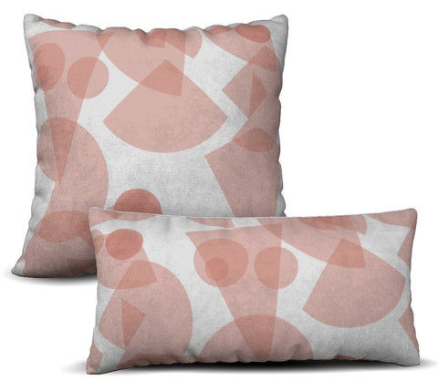 Desnudo - Rosado Pillow Cover
