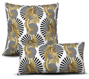 Venus - Blanco Pillow Cover