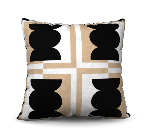 Hours Pillow Cover