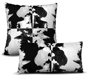 Rorschach Redux Pillow Cover