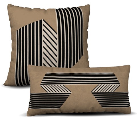 Lineate Pillow Cover