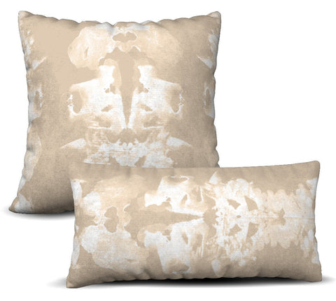 Rorschach - Milky Way Pillow Cover
