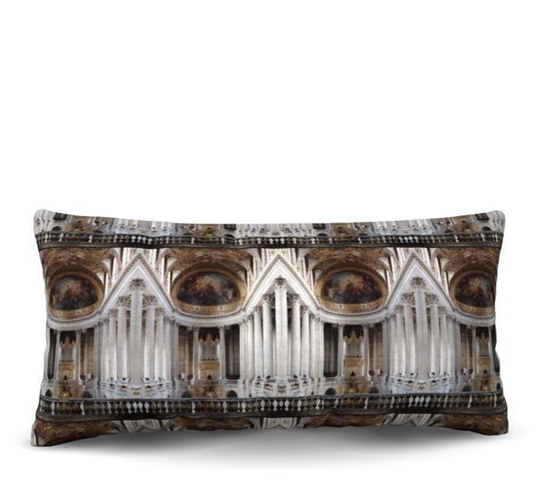 Vaulted - Natural Pillow Cover