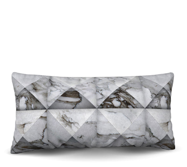 Louis - Noir Pillow Cover