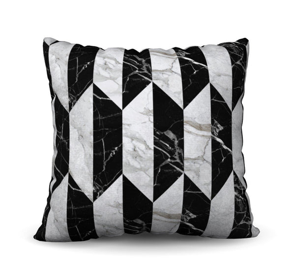 Dynasty Check Pillow Cover