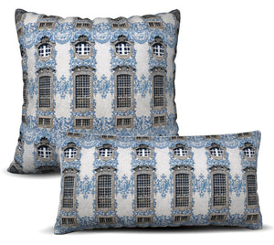 Igreja Do Carmo Pillow Cover