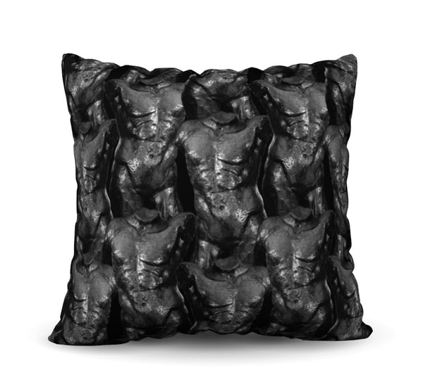 Torso Pillow Cover