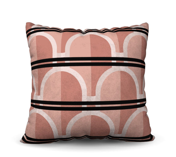 Tan Lines Pillow Cover