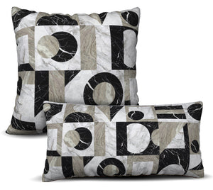 Beton Brut Pillow Cover