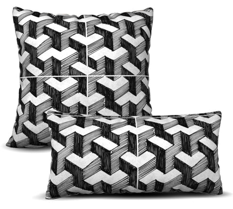 Escher Pillow Cover
