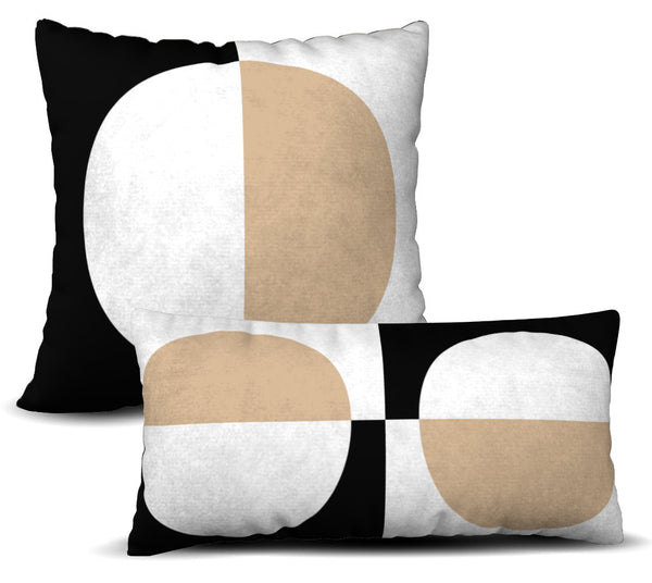 Duality Pillow Cover