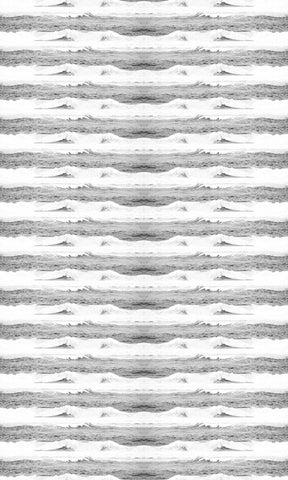 WAVES - GREY - Textile