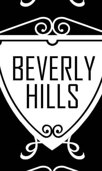 THE BEVERLY - NOIR - Wallpaper