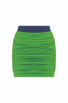 Green Riley Skirt
