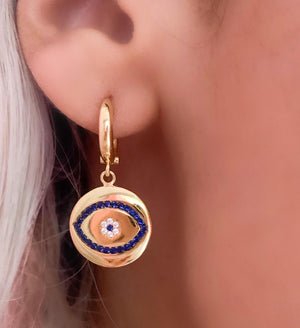 Mystic Eye Earrings