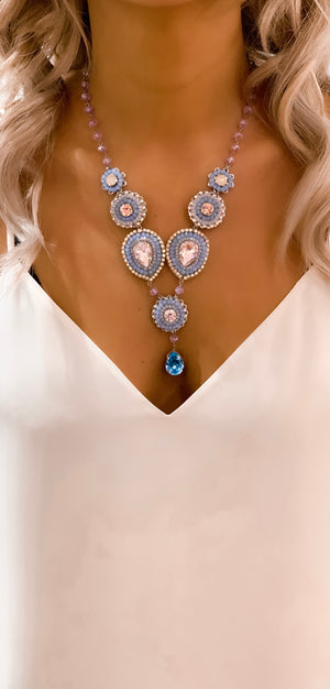 Pastel Harlow Necklace