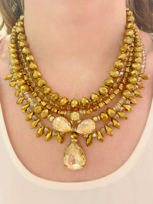 Gold Milano Necklace