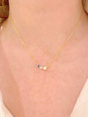 Perfect Duo Necklace