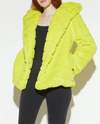 Neon Yellow Goldie Jacket