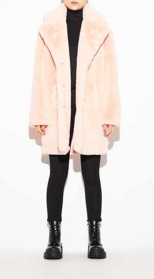 Peach Sasha Jacket