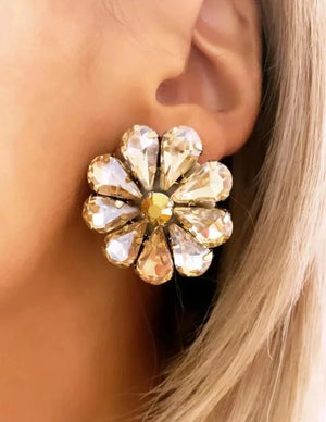 Gold Sydney Earrings