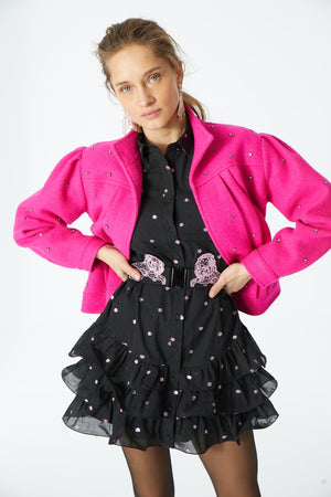 Emma Jacket in Pink