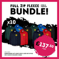 Fleece Jackets Bundle