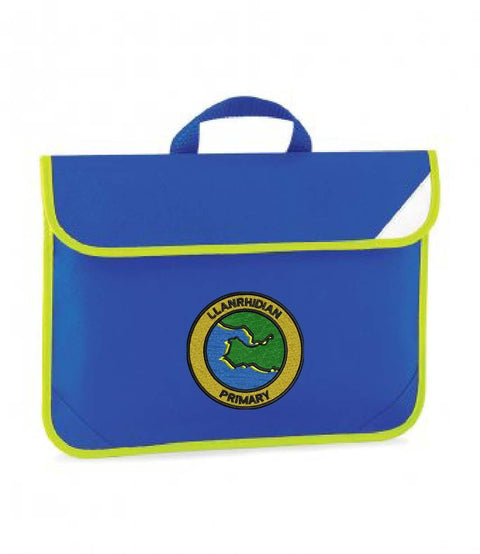 Llanrhidian Primary School Book Bag