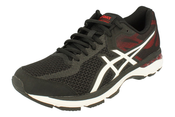 Asics Gel-Glyde 2 Mens 1011A028  001 - Black Classic Red 001 - Photo 0