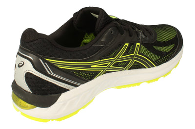 Asics Gel-Sileo Mens 1011A194  001 - Performance Black Neon Lime 001 - Photo 2