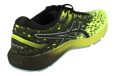 Asics Dynaflyte 4 Mens 1011A549  003 - Black Safety Yellow 003 - Photo 2