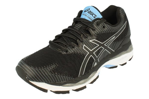 Asics Gel-Ziruss 2 Womens 1012A014  001 - Black Black 001 - Photo 0