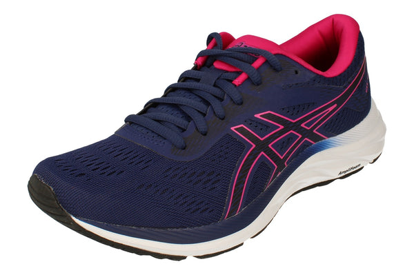 Asics Womens Gel-Excite 6 1012A150  400 - Indigo Blue Pink Rave 400 - Photo 0