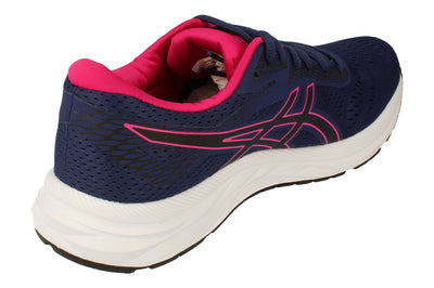 Asics Womens Gel-Excite 6 1012A150  400 - Indigo Blue Pink Rave 400 - Photo 2