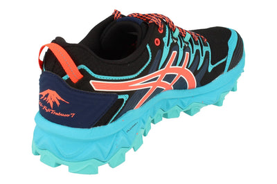 Asics Gel-Fujitrabuco 7 Womens 1012A180  400 - Aquarium Blue Expanse 400 - Photo 2