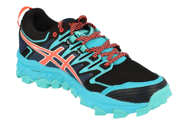 Asics Gel-Fujitrabuco 7 Womens 1012A180  400 - Aquarium Blue Expanse 400 - Photo 0