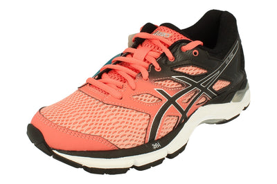 Asics Gel-Zone 6 Womens 1012A496  700 - Papaya Black 700 - Photo 0