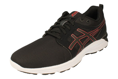 Asics Gel-Torrance Mx Mens 1021A031  001 - Black Red Alert 001 - Photo 0