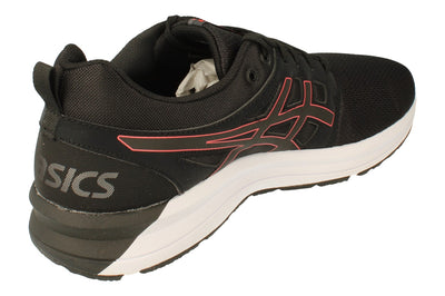 Asics Gel-Torrance Mx Mens 1021A031  001 - Black Red Alert 001 - Photo 2