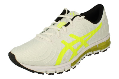 Asics Gel-Quantum 180 4 Mens 1021A308  101 - White Flash Yellow 101 - Photo 0