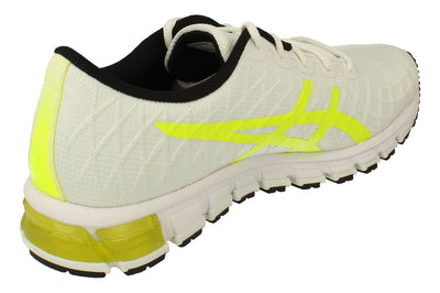 Asics Gel-Quantum 180 4 Mens 1021A308  101 - White Flash Yellow 101 - Photo 2