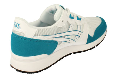 Asics Gel-Lyte Mens 1191A092  102 - White Teal Blue 102 - Photo 2