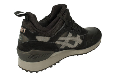 Asics Gel-Lyte Mt Mens Trainers 1193A035  001 - Black Dark Grey 001 - Photo 2